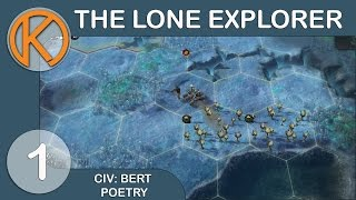 THE LONE EXPLORER | Amateur Cosmic Poetry - Civ: Beyond Earth Tribute