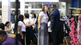 Culto Senhoras Avivamento da fé Jd Conceição 18.12.2016 pt4