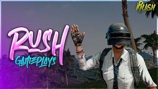 SUB GAME FUN & RUSH GAMEPLAY LIVE PUBG MOBILE {Emulator} #iRushClan