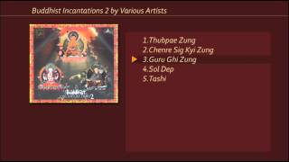 Buddhist Incantations 2 by Various Artists