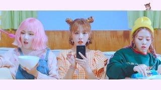 GFRIEND Yerin(예린)·차오루·키썸 'Spring again' MV 공개…엉뚱발랄 '봄 캐럴' (왜 또 봄이야, Cao Lu, Kisum, 여자친구, 피에스타)