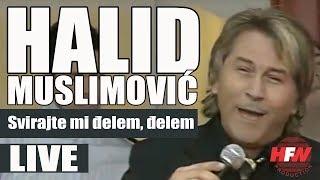 Halid Muslimovic - Svirajte mi djelem djelem - (LIVE) - (Tuzla 2008)