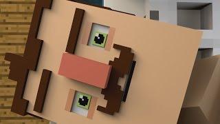 Hello Neighbor Minecraft | FUNNY MOMENTS ANIMATED! (Minecraft Animation)