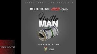 Biggie The Kid x Mozzy x D-Lo - Hustle Man [Prod. By MD] [New 2016]