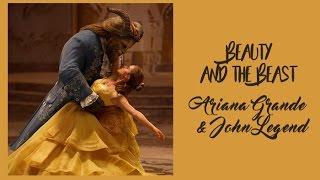 Ariana Grande & John Legend - Beauty And The Beast  (Tradução) do filme A Bela e a Fera 2017 HD.