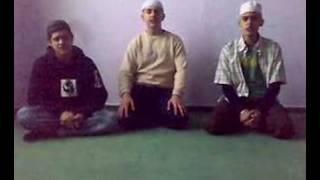 Medine yollarinda- Burhan,Onur ve Selman