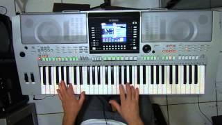 Desisto - instrumental teclado Cover Arirrany (Amado batista )