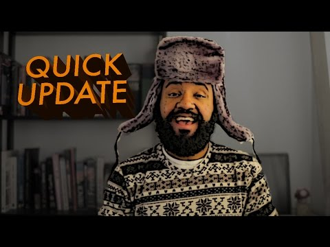 Quick Update | Happy New Year