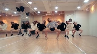 효린(HYOLYN)-너밖에 몰라(ONE WAY LOVE) 안무영상(Choreography Ver.)