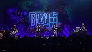 StarCraft II : Legacy of the Void  My life for Aiur OST (LIVE AT BLIZZCON 2015)