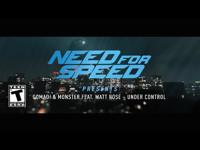 Videoclip oficial de 'Under Control', de Gomad! & Monster y Matt Rose.