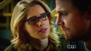 Oliver and Felicity - Rewrite the stars