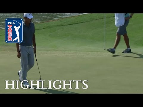 Danny Lee?s Round 2 highlights from THE PLAYERS