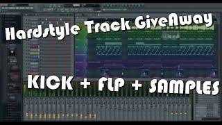 Hardstyle Track GiveAway (Kick + FLP + Samples)