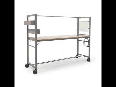 MATERIA - Vagabond table - Design: Marie Oscarsson