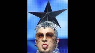 Verka Serduchka - Dancing Lasha Tumbai (Ukraine) 2007 Eurovision Song Contest (100% hard EAR RAPE)