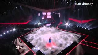 Rona Nishliu - Suus - Live - 2012 Eurovision Song Contest Semi Final 1