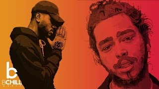 "Post Malone | Bryson Tiller Type Beat  2017 -""Alone"""