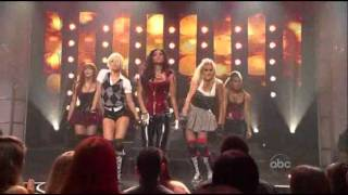 Pussycat Dolls - Bottle Pop Live At  New Year's Rockin' Eve 09