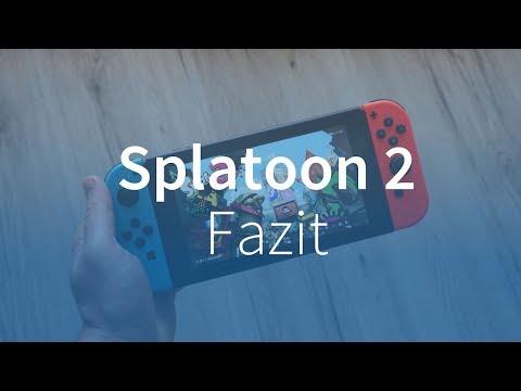 Mein Fazit zu Splatoon 2 für die Nintendo Switch