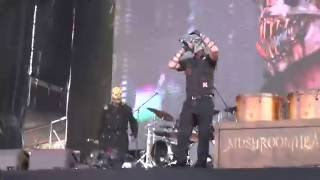 """Mushroomhead Live Mexico Hell & Heaven 2016 """" Out of My Mind """""""