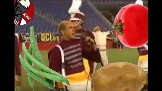 Cadets, But They Mouthin' Off the Beans Greens, POTATO, And Even Tomatoes  (DCI 2017)