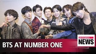 Korean boy band BTS tops Billboard 200