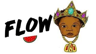 "Wizkid ft. Davido Type Beat - Afro pop / Afro Trap Instrumental 2017 ""FLOW"" | @ALEXAYBEATS 🍉"