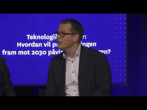 Enovakonferansen 2020 | Hvordan vil prisutviklingen fram mot 2030 påvirke omstillingen?
