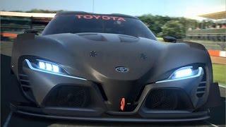 Car Design: Toyota FT-1 Vision GT Concept