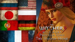 The Witcher 3 - Priscilla's Song - The Wolven Storm [Multilanguage / Мультиязык]