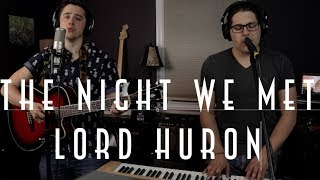 Lord Huron - The Night We Met (Cover By Devon Eddy)