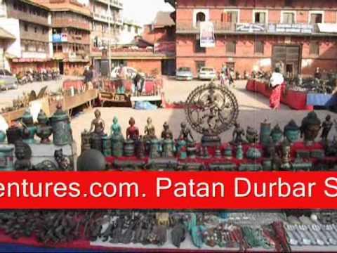 Patan Durbar Square.wmv