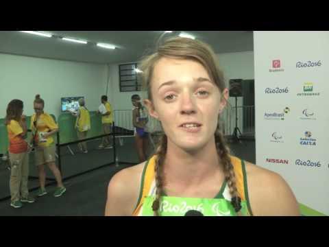 Team SA Paralympics 2016| Sasol Highlights Package | Liezel Gouws