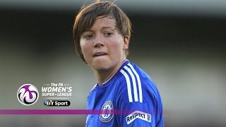 Arsenal Ladies 0-2 Chelsea Ladies | Goals & Highlights