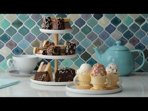 Breyers® Ice Cream Tea Party // Presented By Breyers®