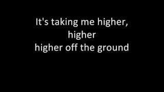 Taio Cruz ft. Travie McCoy - Higher Lyrics