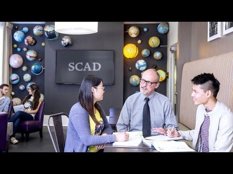 SCAD CAPP (International Cultural and Academic Preparation Program)
