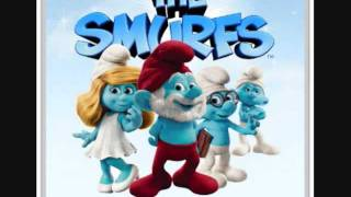 the smurfs-sing a happy song