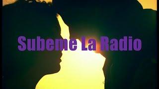 Subeme La Radio - Ft. Sean Paul [English Version] Enrique Iglesias - Lyrics Video