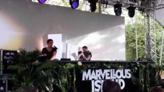 Jan Blomqvist @ Marvellous Festival 2013