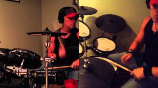 Lit Up - Buckcherry - Drum Cover by Rick Taiano