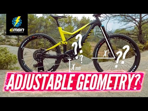 Can I Adjust The Geometry Of My E-Bike? | Ask EMBN Anything About E Mountain Bikes