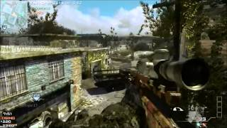 MW3 Sniper Montage 2 - TheR1ceClan