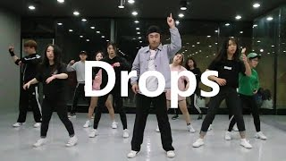 [순천댄스학원 TD STUDIO] FKJ - Drops (feat. Tom Bailey) / TAEWAN (Guest Workshops)