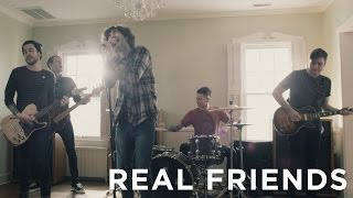 Real Friends - Scared To Be Alone (Official Music Video)