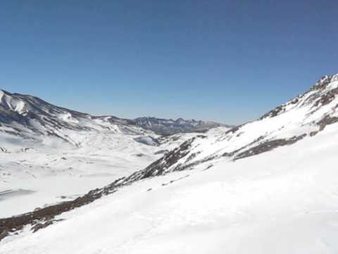 Trekking Mgoun in Morocco in the Winter with KE Adventure Travel