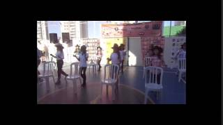 Dança Country infantil - Man! I Feel like a Woman