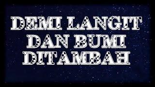 Tipe-X - Aku Cukup Senang (Official Lyric Video)