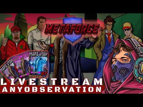 Metaforce Comics NFT metaverse drop | Interview with Recourier